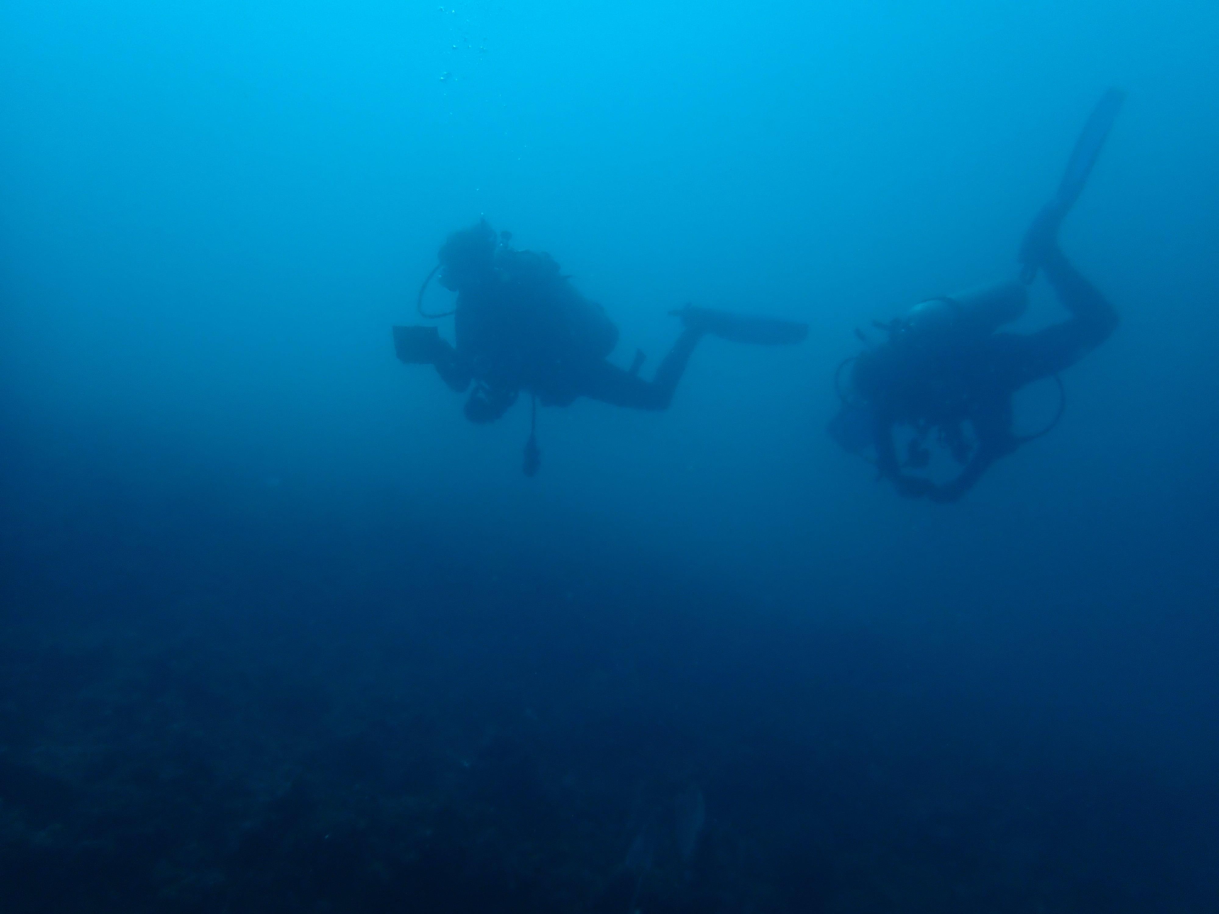 Relax underwater – no frustration